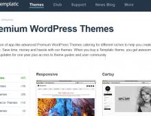 WordPress Themes Club